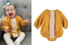 Stunning <b>new lace baby</b> romper from Best & Less   <b>New</b> Idea ...