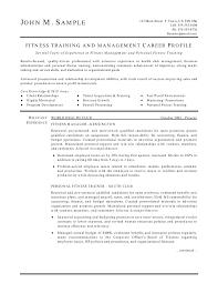 trainer resume trainer resume  seangarrette cotrainer