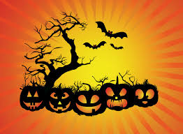 Image result for halloween scenes images