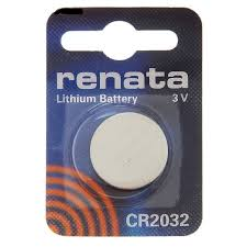 <b>Батарейка литиевая Renata CR2032</b>-1BL