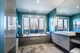 themed bathroom decor color