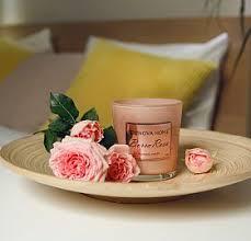 <b>Ароматические свечи</b> от торговой марки «STENOVA <b>HOME</b>»