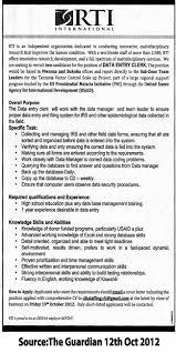 entry clerk resume data entry clerk resume