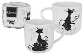 """<b>Кружка</b> """"<b>Crazy Cats</b>"""" Кошка с котятами 0,5 л"""