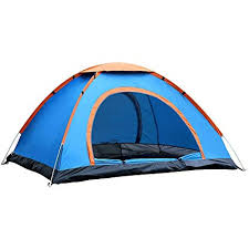 MANTHAN <b>2 Person</b> Tent for Camping Waterproof <b>Outdoor</b> Tent ...