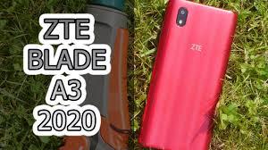 <b>ZTE Blade A3</b> 2020 — бюджетный компактный <b>смартфон</b> с NFC ...
