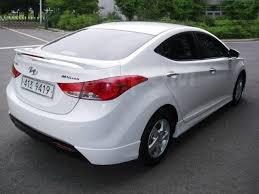 <b>Обвес</b> на задний <b>бампер</b> Hyundai Avante MD, Elantra-3XF30 ...