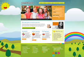 20 kid s wordpress themes webdesigner depot child care creative 55