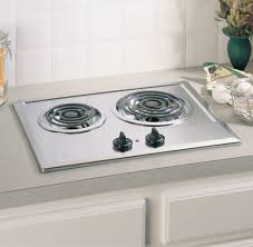 Ge Electric Dryer Heating Element Ge Jp201cbss 21 Inch Electric Cooktop With 2 Coil Elements