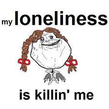 Top Lonely Girl Meme Images for Pinterest via Relatably.com