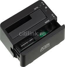 Купить <b>Док-станция</b> для HDD <b>AGESTAR</b> 3UBT3-<b>6G</b>, черный в ...