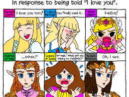 """In response to being told """"I love you"""". via Relatably.com"""