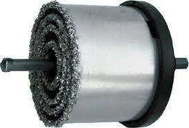<b>Набор коронок кольцевых</b> по кафелю, 33-83 мм (5 шт.) FIT 16500 ...