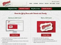 Buca Di Beppo | Gift Card Balance Check | Balance Enquiry, Links ...