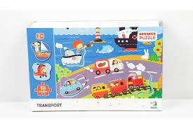 <b>DoDo Пазл</b>-<b>сортер</b> 300158 <b>Транспорт</b> | игрушки по оптовой цене ...