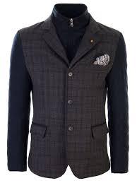 Комбинированная <b>куртка</b>-пиджак <b>Roberto P</b> от 17640 р., купить со ...