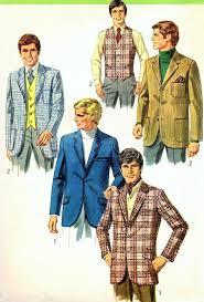 60s <b>Mens Classic</b> Sports <b>Jacket</b> or Formal by ...