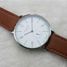 <b>2016 New Brand</b> NOMOS Quartz Watch lovers Watches <b>Women</b>