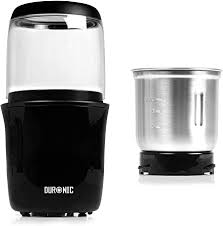 Duronic <b>Electric Coffee Grinder</b> CG250 | 250W Motor | Stainless ...