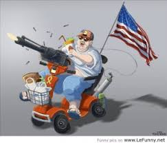 """Claiming """"America""""   Mel Stanfill via Relatably.com"""