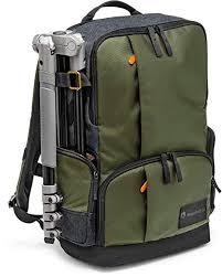 <b>Manfrotto</b> MB MS-BP-IGR Medium <b>Backpack for DSLR Camera</b>