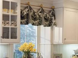 window treatment ideas kitchen
