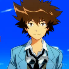 Image result for Tai Digimon Tri