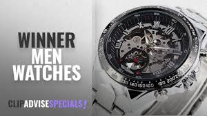 10 Best Selling <b>Winner Men Watches</b> [2018 ]: BEST SELLING ...
