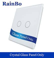 Rainbo Бесплатная доставка Роскошный <b>Crystal</b> White Стекло ...