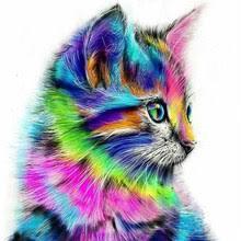 Popular <b>5d Diy Diamond</b> Painting <b>Mooncresin</b> Cats-Buy Cheap <b>5d</b> ...