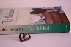 the notebook af nicholas sparks ord fra en bibliofil the notebook af nicholas sparks 2007 sphere opr udgivet i 1996 antal stjerner 5 5