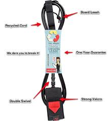 China Recycled Material Custom <b>Surfboard Leash</b>, <b>Surf Leash</b> ...