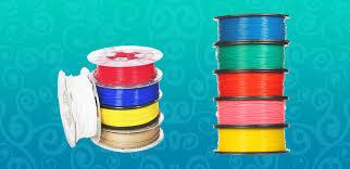 <b>Пластик для 3D</b>-принтера и 3D-ручки: виды, особенности ...