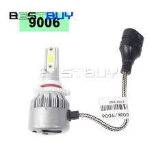 Other Circuit Boards & Prototyping 2pcs <b>C6 Car Led</b> Headlight H1 ...