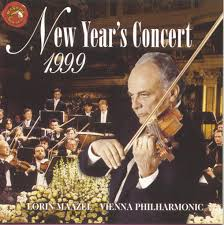 <b>Wiener Philharmoniker</b>: Neujahrskonzert / <b>New</b> Year's Concert 1999 ...