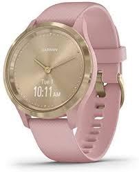 <b>Garmin Vivomove 3S</b> Hybrid Smartwatch with Real Watch Hands ...
