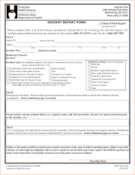 doc accident report form template incident report 7 incident report form template word accident report form template