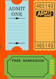 printable ticket templates survey template words ticket shaped scrapbook journaling spots scrapbooking tips tricks
