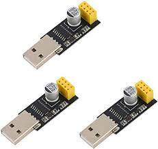 HiLetgo <b>3pcs USB</b> to ESP8266 Serial WiFi Module WiFi <b>Adapter</b> ...