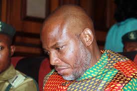 Nnamdi Kanu agrees dialogue with Buhari