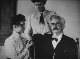Image result for mark twain family