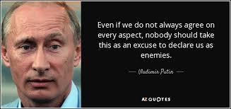 Image result for How to Think About Vladimir Putin