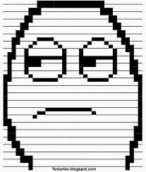 Dude Come On Rage Face ASCII Text Art | Cool ASCII Text Art 4 U via Relatably.com