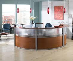 loading zoom modern office reception desk