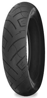 Black Wall <b>SR777</b> & <b>SR777</b> H.D. Tire - <b>Shinko</b> Tires