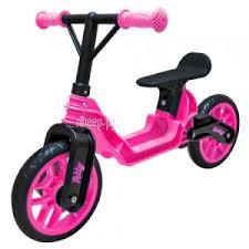 <b>Беговел RT Hobby-bike Magestic</b> Pink-Black ОР503