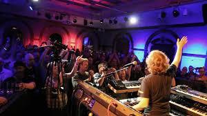 Giorgio Moroder - Chase (live by Kebu @ Sthlm Italo <b>Disco Party</b> ...