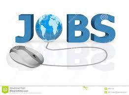 job search and vacant positions online ad stock photos job search and vacant positions online ad