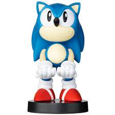 Купить <b>Фигурка</b> Exquisite Gaming Cable Guy: <b>Sonic</b> - Classic <b>Sonic</b> ...