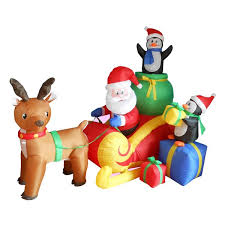 <b>LED Christmas Inflatables</b> You'll Love in 2020 | Wayfair